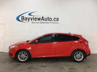 Used 2015 Ford Focus - AUTO! A/C! ALLOYS! PWR GROUP! HTD SEATS! + MORE! for sale in Belleville, ON