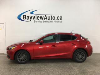 Used 2016 Mazda MAZDA3 GS - 20,000KMS! AUTO! ALLOYS! ROOF! + MORE! for sale in Belleville, ON