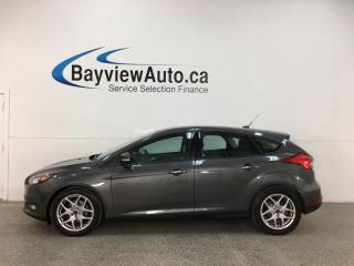 Used 2015 Ford Focus SE - AUTO! A/C! UPGRADED ALLOYS! PWR GROUP! + MORE! for sale in Belleville, ON