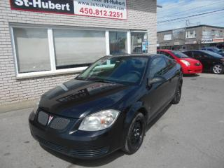 Used 2008 Pontiac G5 COUPE for sale in St-Hubert, QC