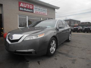 Used 2009 Acura TL ** NAVIGATION/GPS ** for sale in St-Hubert, QC