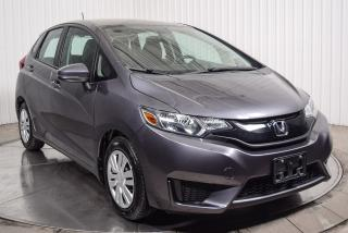 Used 2016 Honda Fit Lx A/c Bluetooth for sale in Île-Perrot, QC