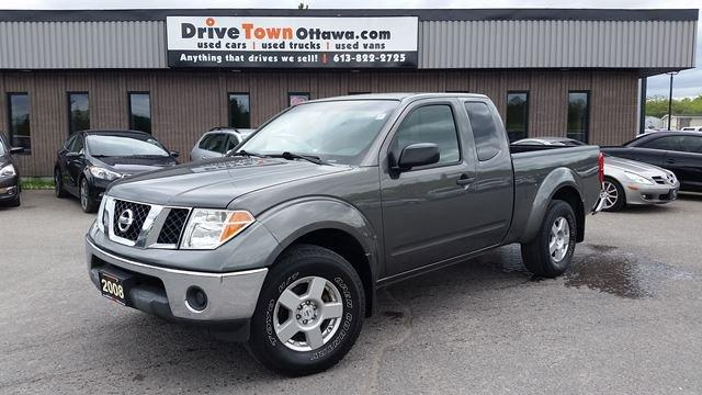 2008 Nissan Frontier SE King Cab 4x4
