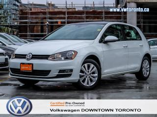 Used 2017 Volkswagen Golf COMFORTLINE CONVENIENCE PACKAGE for sale in Toronto, ON