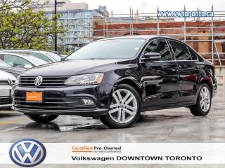 Used 2015 Volkswagen Jetta HIGHLINE TECHNOLOGY PACKAGE for sale in Toronto, ON
