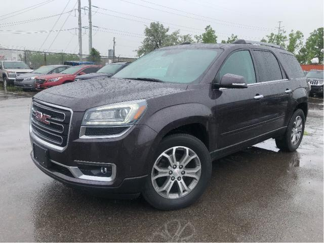 2015 GMC Acadia Nav| Leather | Dual Sunroof| Bluetooth|