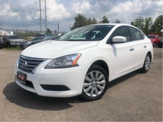 Used 2014 Nissan Sentra Bluetooth| Auto| Cruise Control| Power Group for sale in St Catharines, ON