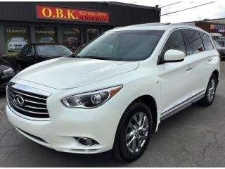 Used 2015 Infiniti QX60 Awd-T.ouvrant-7 for sale in Laval, QC