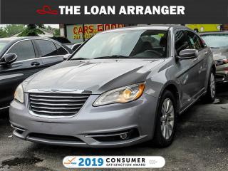 Used 2014 Chrysler 200 for sale in Barrie, ON
