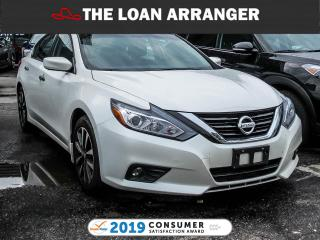 Used 2018 Nissan Altima SV for sale in Barrie, ON