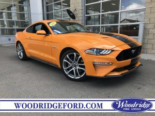 Used 2019 Ford Mustang GT LEATHER HEATED/COOLED SEATS, 5.0L V8, SYNC 3 BLUETOOTH, REVERSE CAMERA for sale in Calgary, AB