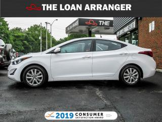 Used 2015 Hyundai Elantra Sport for sale in Barrie, ON