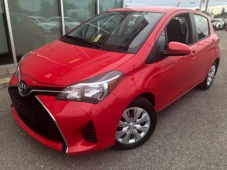 Used 2015 Toyota Yaris LE A/C for sale in St-Eustache, QC