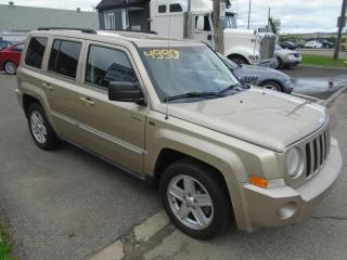 Used 2010 Jeep Patriot Sport/North for sale in Ancienne Lorette, QC