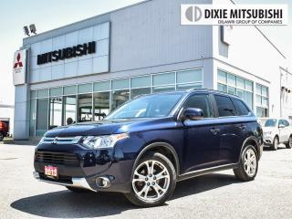 Used 2015 Mitsubishi Outlander PREMIUM AWC | BACK-UP CAM | MOONROOF for sale in Mississauga, ON