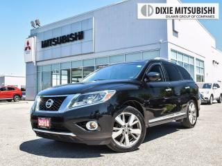 Used 2014 Nissan Pathfinder PLATINUM V6 AWD | 360 DEGREE CAMERA | MEMORY SEATS for sale in Mississauga, ON