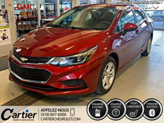 Used 2017 Chevrolet Cruze 4dr Sdn Lt for sale in Québec, QC
