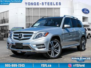 Used 2014 Mercedes-Benz GLK 250 GLK 250 BlueTec for sale in Thornhill, ON