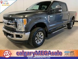 Used 2017 Ford F-350 CLEAN CARFAX, ONE OWNER, HEATED LEATHER SEATS, XLT PREMIUM. for sale in Calgary, AB