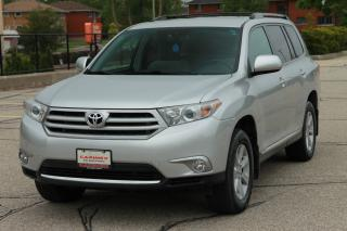 Used 2012 Toyota Highlander V6 Back-Up Camera | CERTIFIED for sale in Waterloo, ON