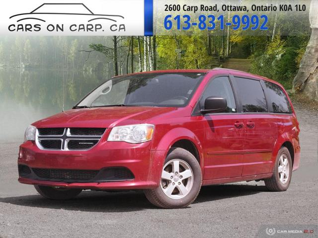 2011 Dodge Grand Caravan SXT REAR CAM DVD PKG