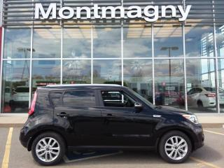 Used 2018 Kia Soul EX+ BA for sale in Montmagny, QC