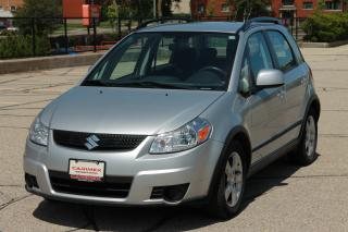 Used 2010 Suzuki SX4 JX ONLY 71K | AWD | 1-Owner | NO-Accidents for sale in Waterloo, ON