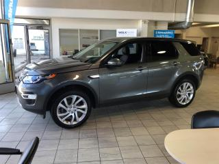 Used 2016 Land Rover Discovery Sport HSE LUXURY | One Owner | No Accidents | Dealer Serviced | Driver Assit for sale in North York, ON