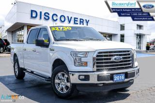 Used 2016 Ford F-150 XLT XTR for sale in Burlington, ON