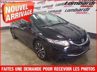 Used 2015 Honda Civic EX/SEULEMENT 48647 KILO*WOW!! for sale in Montréal, QC