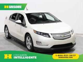 Used 2013 Chevrolet Volt 5DR HB HYBRIDE A/C for sale in St-Léonard, QC