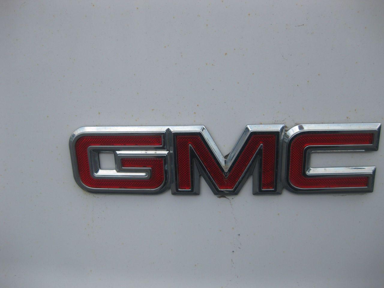2008 GMC Savana