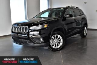 Used 2019 Jeep Cherokee NORTH 4X4 + VEHICULE NEUF + LIQUIDATION for sale in St-Jean-Sur-Richelieu, QC