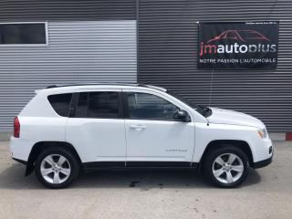 Used 2011 Jeep Compass 4 RM, North Edition for sale in Québec, QC