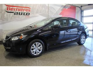 Used 2014 Honda Civic DX for sale in Lévis, QC