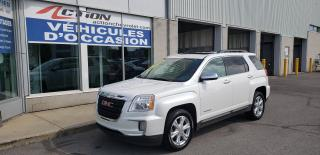 Used 2016 GMC Terrain SLE-2 V6 for sale in St-Hubert, QC