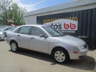 Used 2007 Ford Focus Berline S 4 portes for sale in Laval, QC