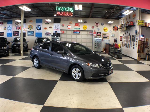 2015 Honda Civic Sedan LX AUT0 A/C BACKUP CAMERA H/SEATS BLUETOOTH 39K