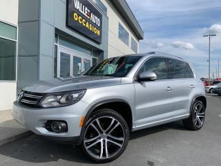 Used 2017 Volkswagen Tiguan 2017 Volkswagen for sale in St-Georges, QC