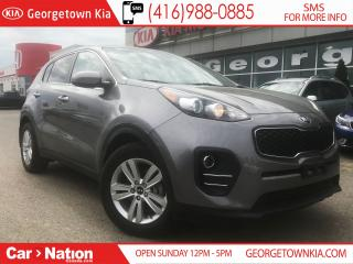Used 2019 Kia Sportage LX   ONE OWNER   NO ACCIDENTS   LIKE NEW   for sale in Georgetown, ON