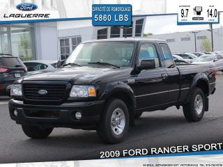 Used 2009 Ford Ranger SPORT for sale in Victoriaville, QC