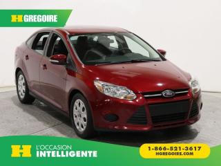 Used 2014 Ford Focus SE A/C GR ELECT for sale in St-Léonard, QC