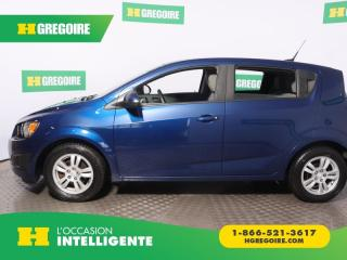 Used 2012 Chevrolet Sonic HATCH LS MAGS for sale in St-Léonard, QC