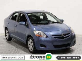 Used 2008 Toyota Yaris A/C for sale in St-Léonard, QC