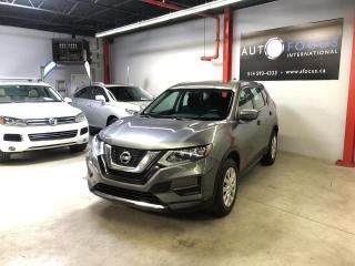 Used 2017 Nissan Rogue S, AWD, GROUPE ELECTRIQUE, CAMÉRA DE REC for sale in Montréal, QC
