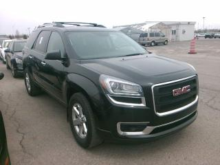 Used 2015 GMC Acadia Sle1 Awd 8 Passagers for sale in Ste-Brigitte-de-Laval, QC