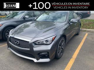 Used 2015 Infiniti Q50 2015 Infiniti for sale in Montréal, QC