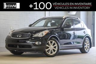Used 2015 Infiniti QX50 2015 Infiniti Awd for sale in Montréal, QC