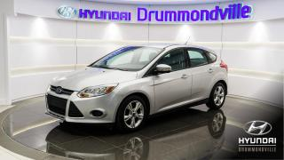 Used 2013 Ford Focus SE + CRUISE + SIEGES CHAUFF. + MAGS + WO for sale in Drummondville, QC