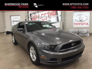 Used 2013 Ford Mustang V6 for sale in Sherwood Park, AB